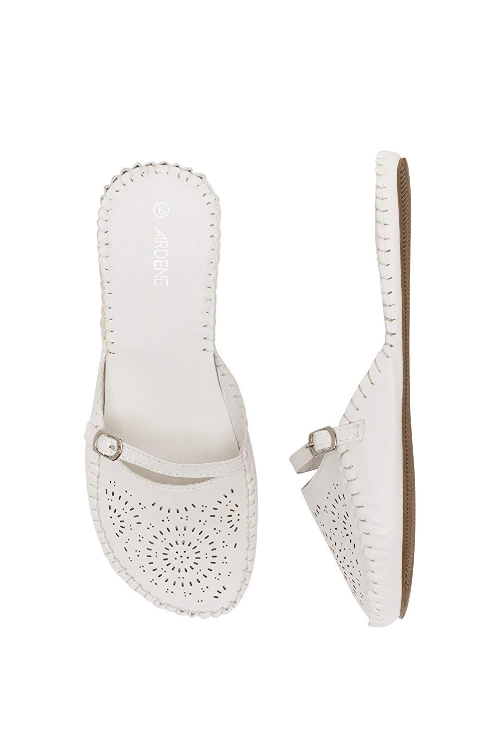 bfaaa8ee3af1 Ardene Women s - Laser Cut Slides    Do hope you do enjoy our picture.  (This is our affiliate link)  womensslidesandals