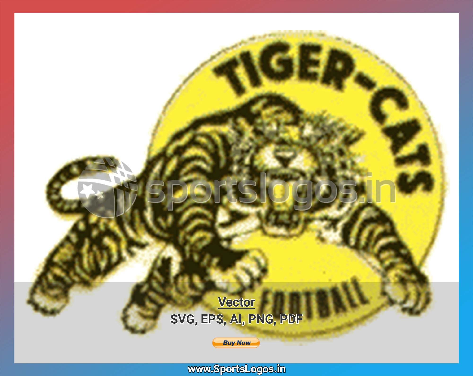 Hamilton Tiger Cats Football Sports Vector Svg Logo In 5 Formats Spln001732 Sports Logos Embroidery Vector For Nfl Nba Nhl Mlb Milb And More Canadian Football League Embroidery Logo Sports Logo