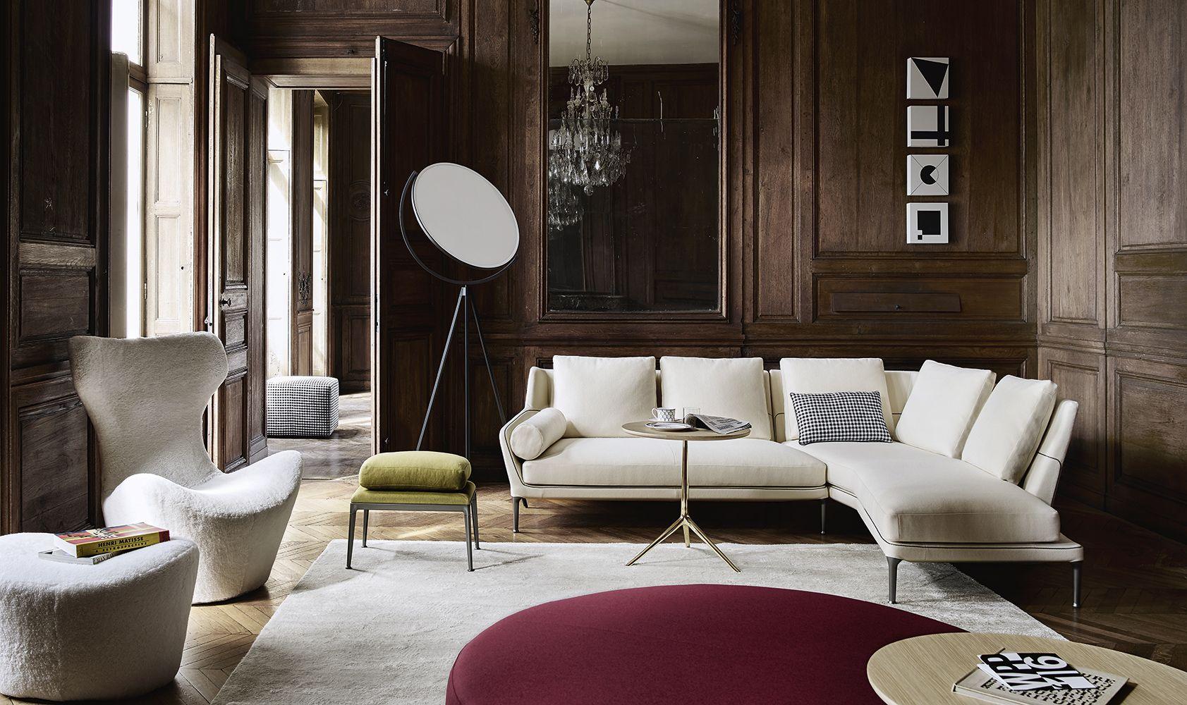 Small table Mirto Indoor B&B Italia - Design de Antonio Citterio ...