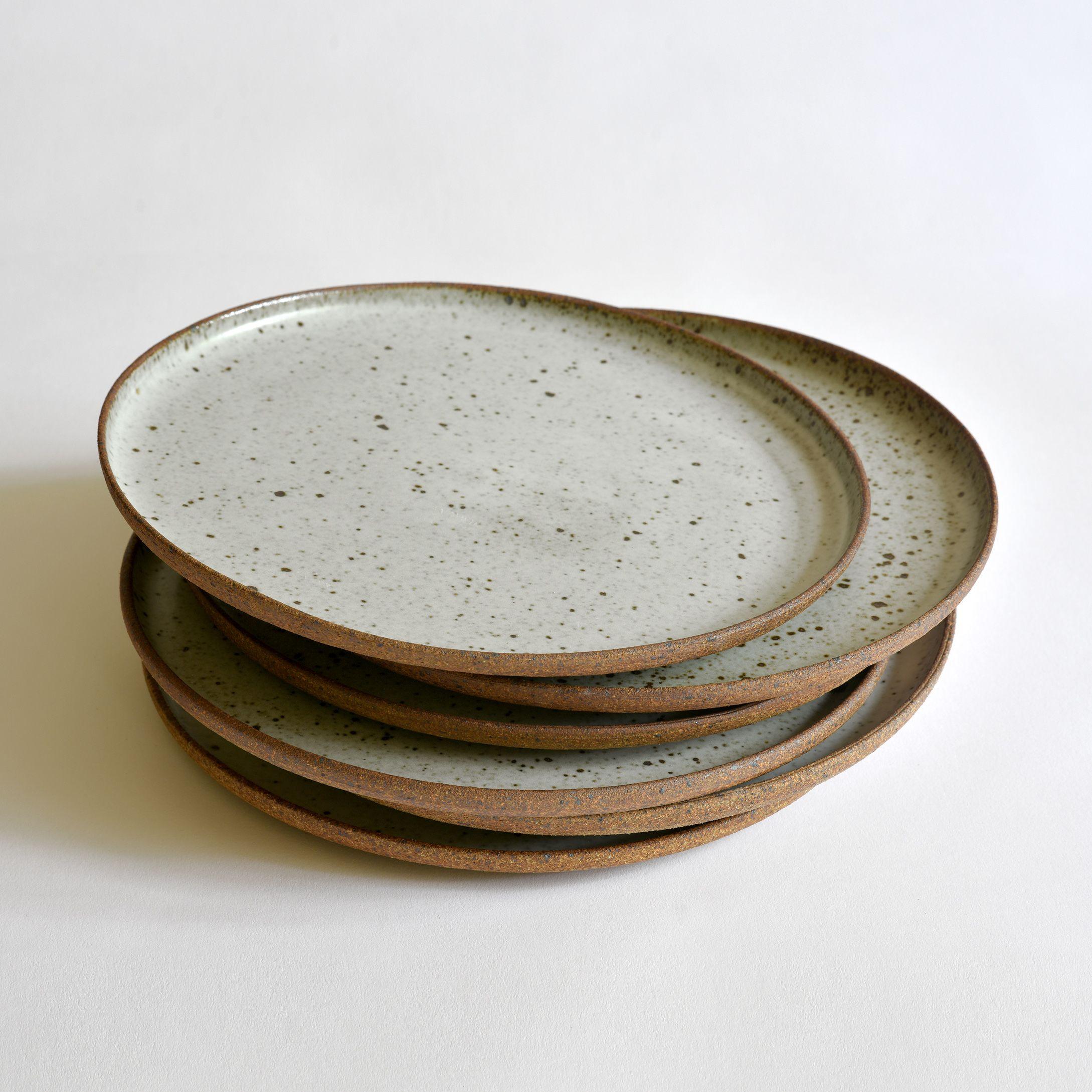 Ceramic dinner plate Large plate Handmade plates Housewarming gift Ceramic plate Unique dinnerware Wedding gift Handmade dinnerware