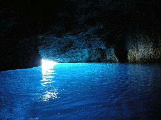 Caverna azul