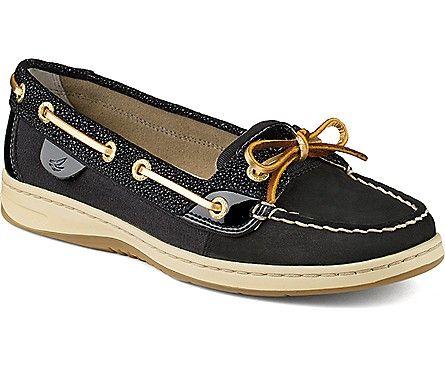 Angelfish Caviar Slip-On Boat Shoe
