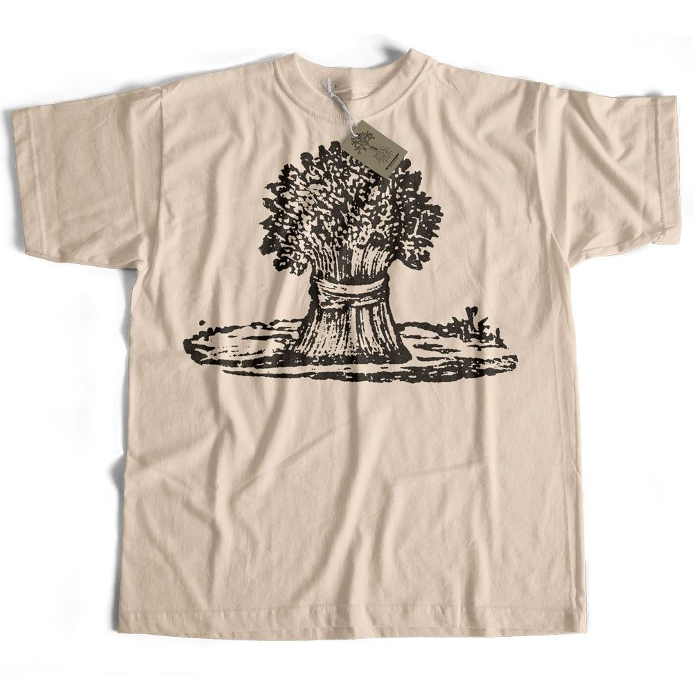 As Used by Traffic T shirt John Barleycorn Wheatsheaf Psychedelic Folk Rock