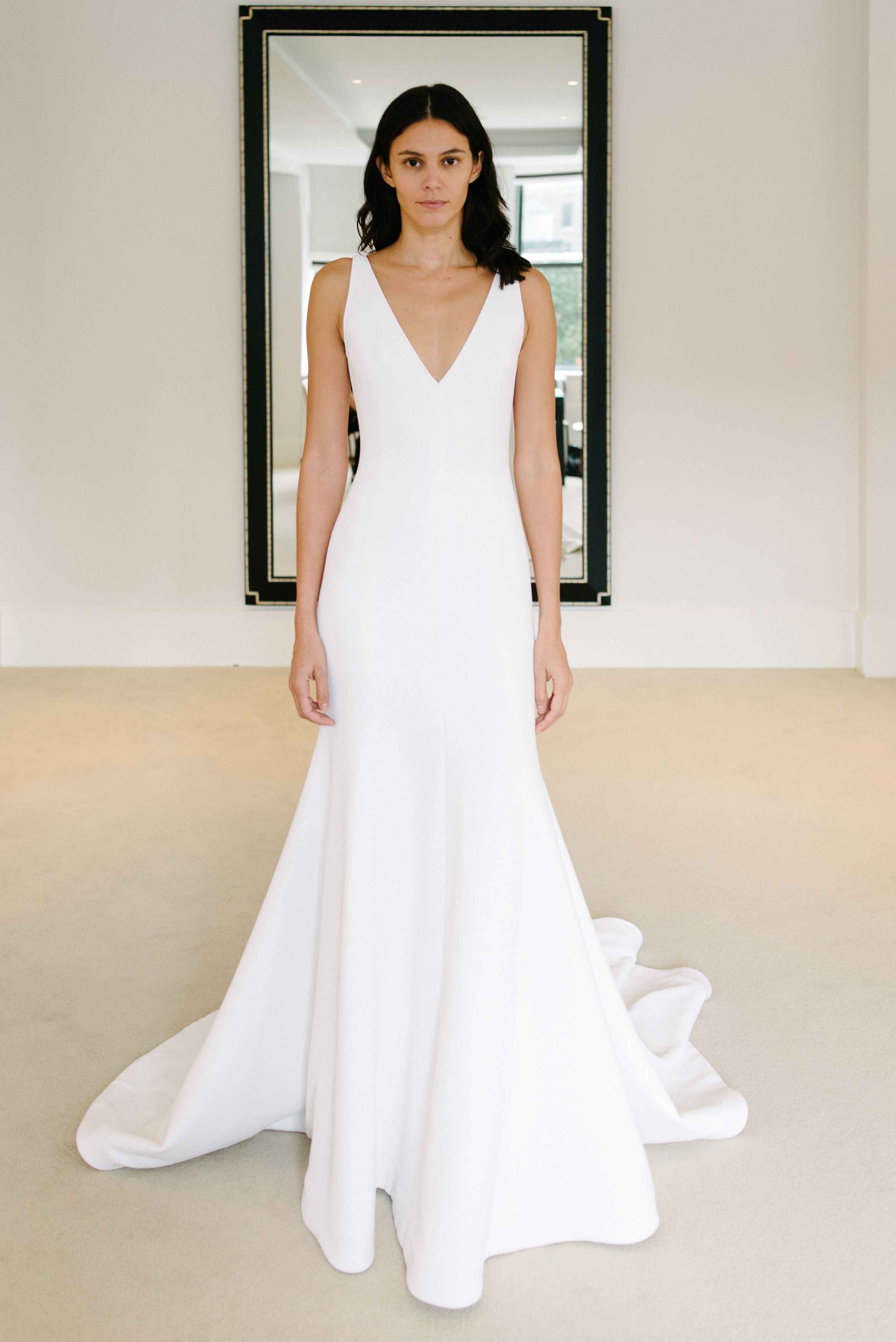 Behind the Scenes with the New Carolina Herrera Collection #bridalshops
