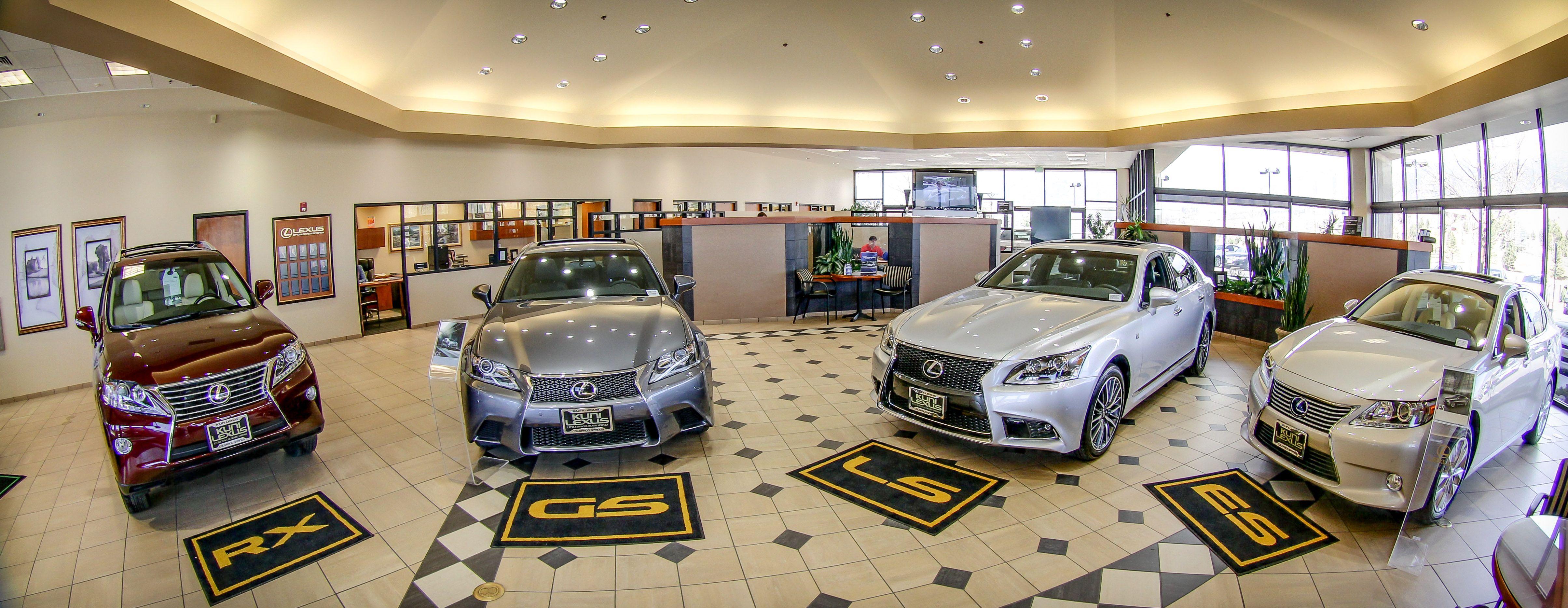 Kuni Lexus Of Colorado Springs Dealership Showroom. New Lexus Eye Candy!