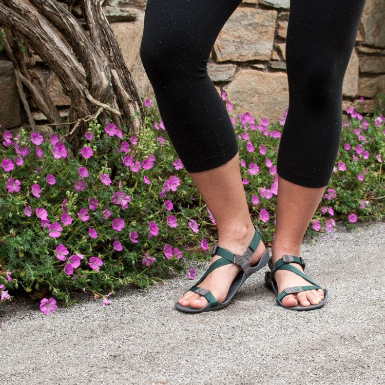 Xero Shoes Amuri Z-Trek Slate Hunter Green (Women s)  35e2b500d5