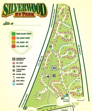 Silverwood Rv Park Rv Parks Rv Parks And Campgrounds Rv