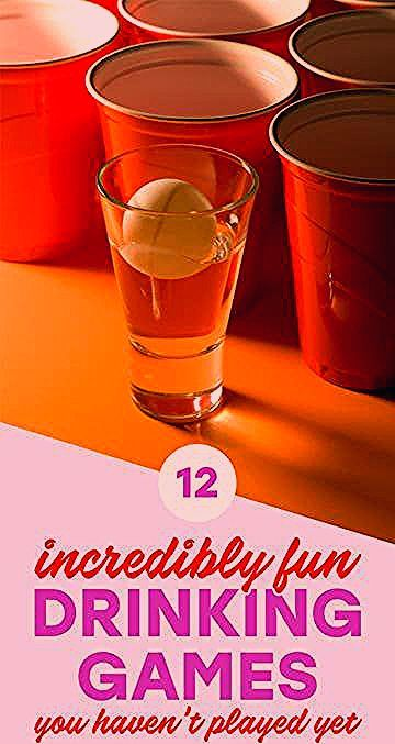 """Photo of 12 Drinking Games That'll Make You Say """"Why Didn't I Know About These Sooner?!"""""""