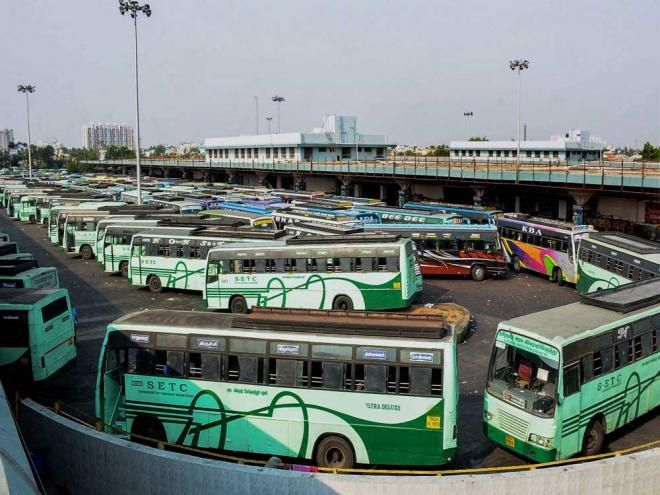 Agonizing wait for next bus will soon be a thing of past in Tamilnadu