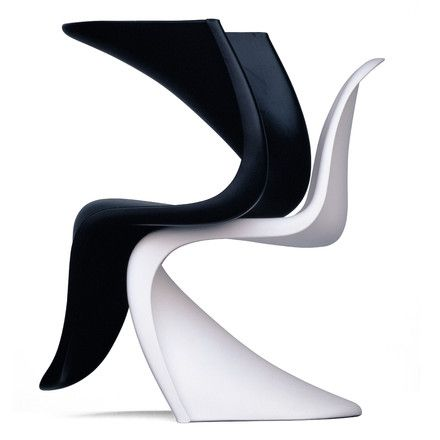 Vitra Panton Chair Weiss Panton Chair Vitra Stuhl Stuhl
