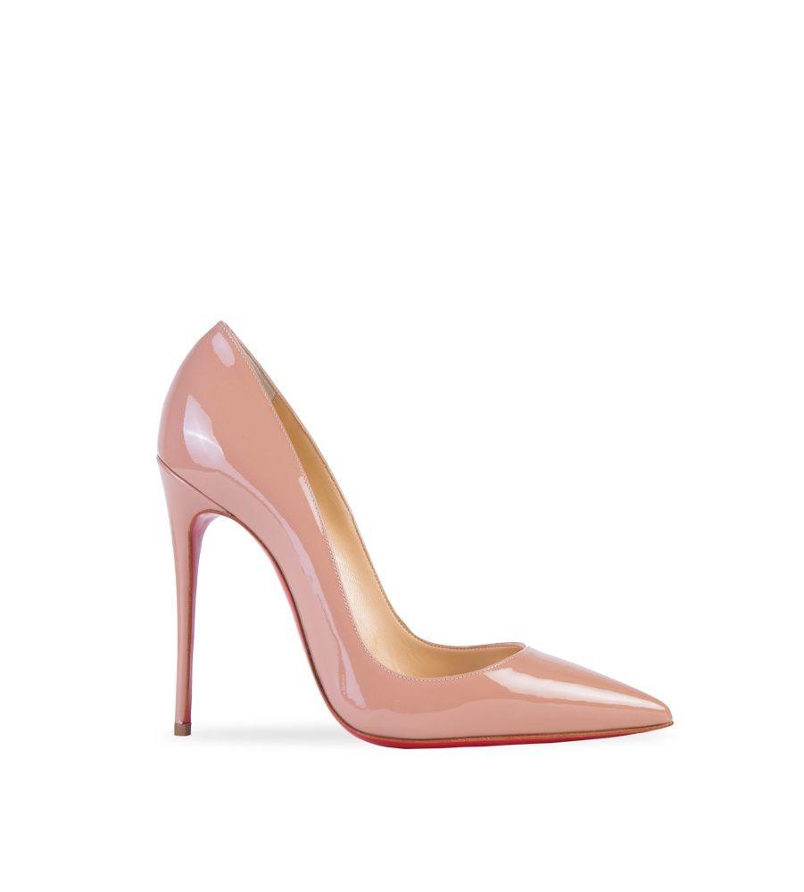 Zapatos Louboutin Beige