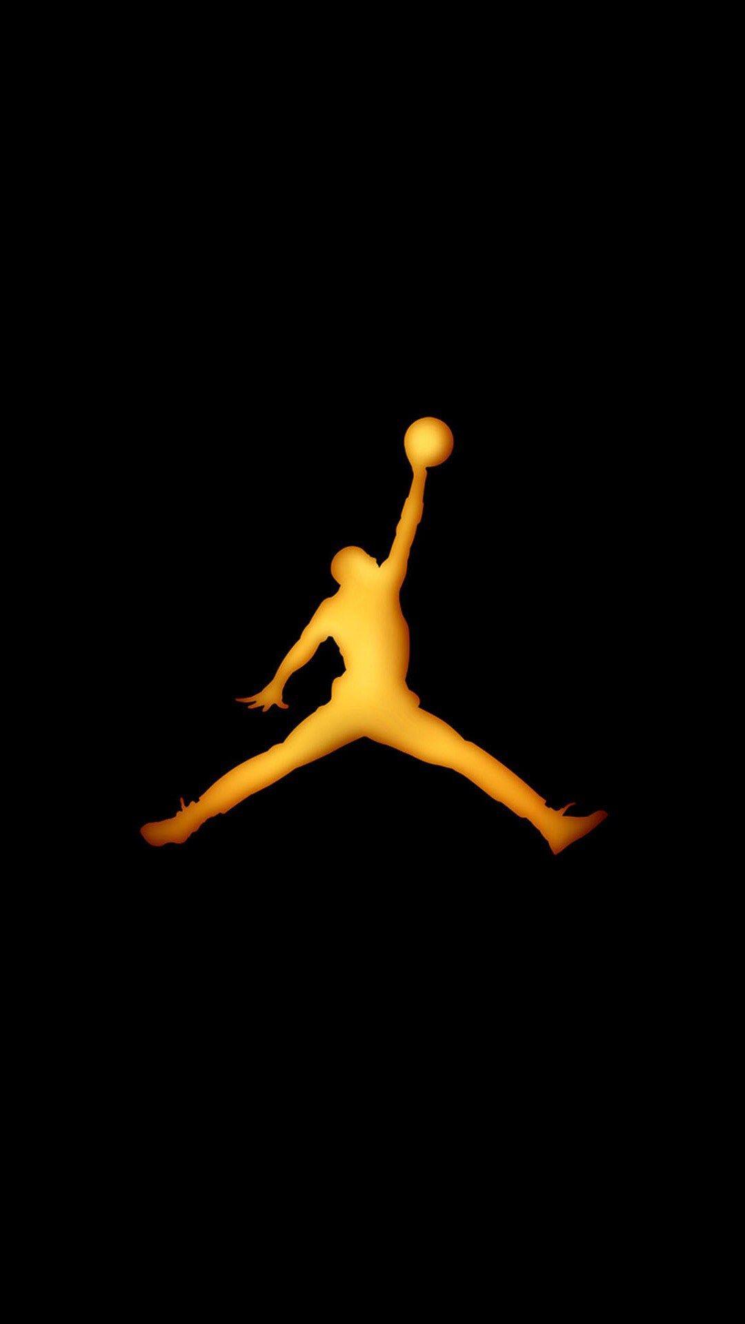 Jordan Jumpman 23 IPhone HD Wallpaper