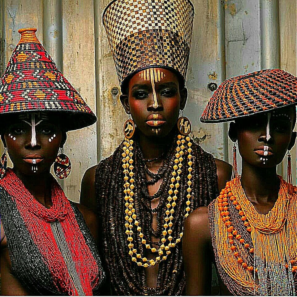 Afro Punk Fashion: Pin By Sayyid Malik On Ancient Future In 2019