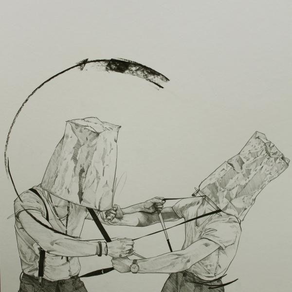 Versus - Artwork by Christian Böhmer (@ChristianBoehmer)