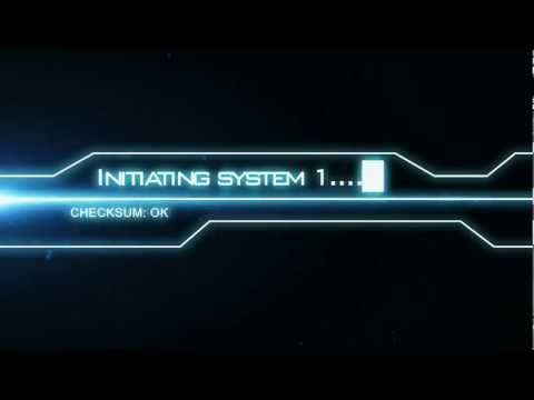 Initiating System Loading Tech Intro Template +DOWNLOAD - YouTube ...