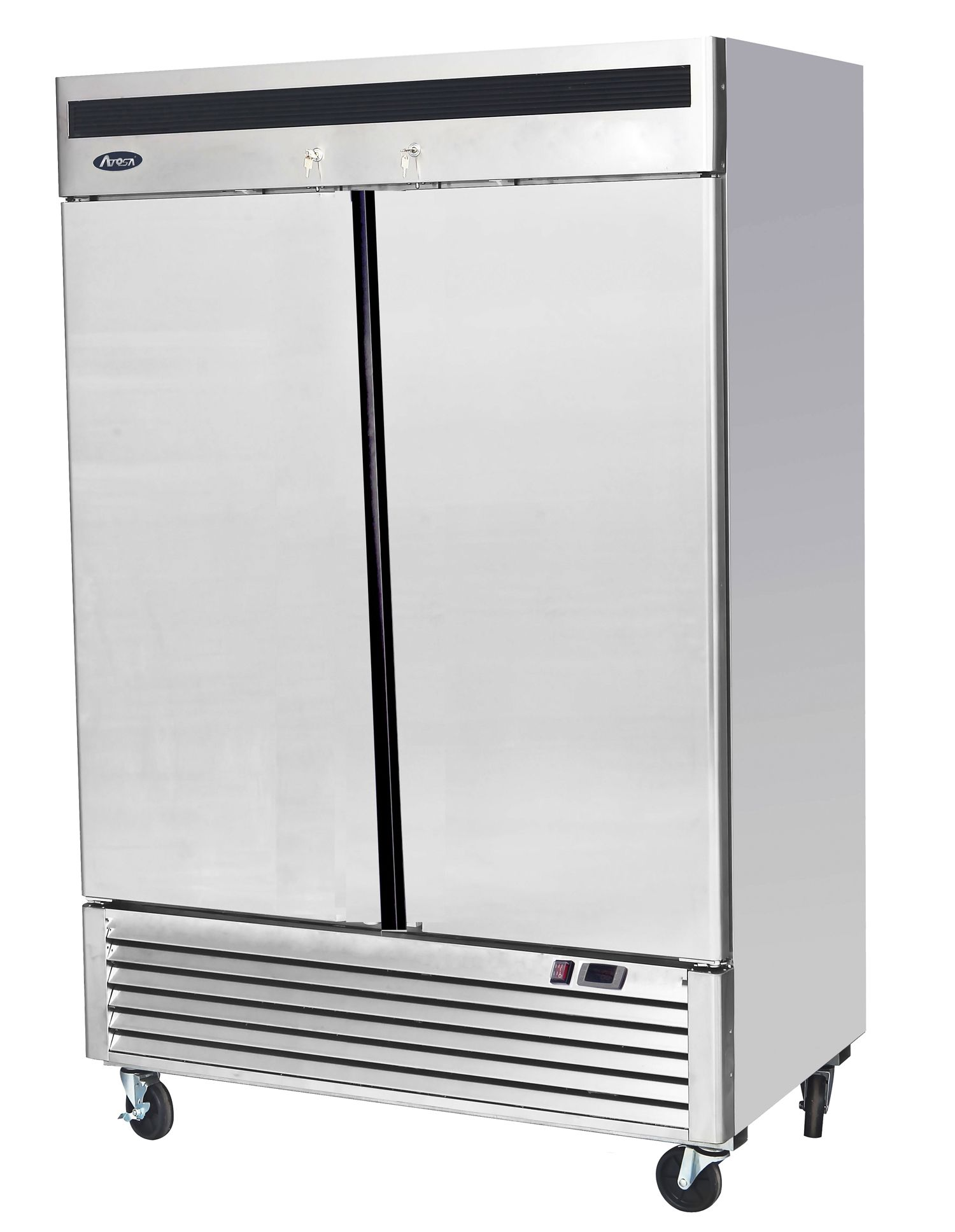 Atosa MBL8960 Double Door Upright Refrigerator | Commercial ...