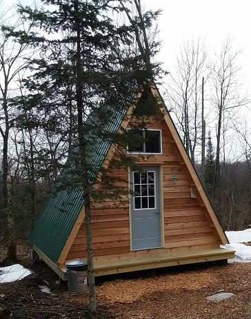 14x14 A Frame Cabin Plans A Frame Cabin Plans A Frame House