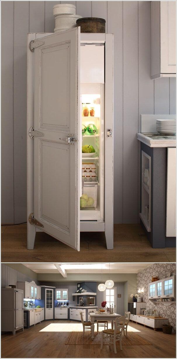 10 Uniquely Awesome Refrigerator