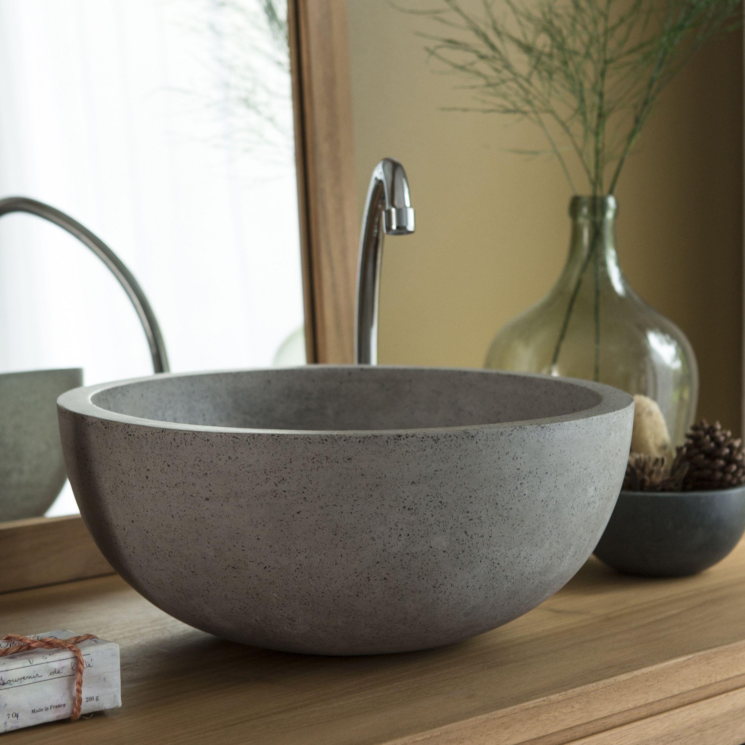 Waschbecken Grau terrazzo waschbecken isa grau | haus - badezimmer | pinterest