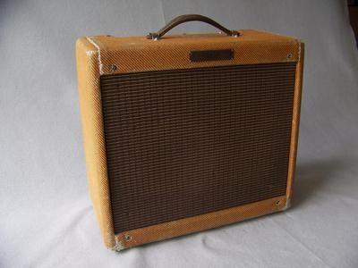 1957 fender harvard tweed amplifier original excellent condition pipe dreams guitar amp. Black Bedroom Furniture Sets. Home Design Ideas