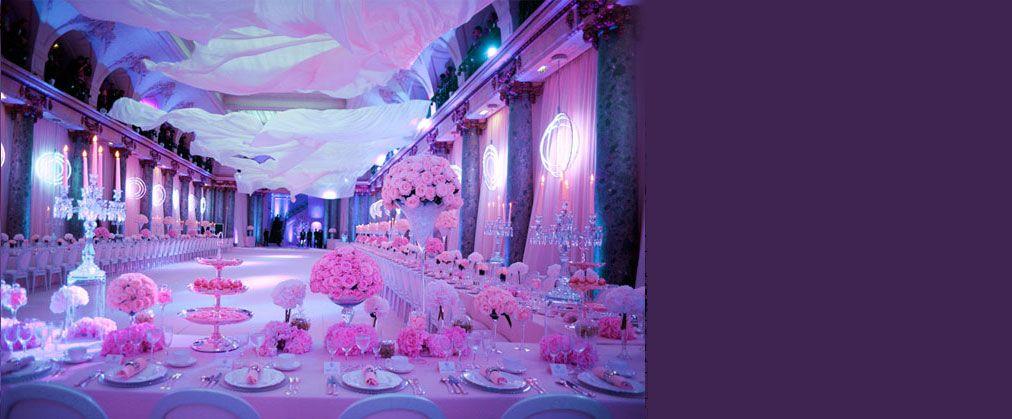 Bien-aimé Salle de mariage luxe - Le mariage QY89