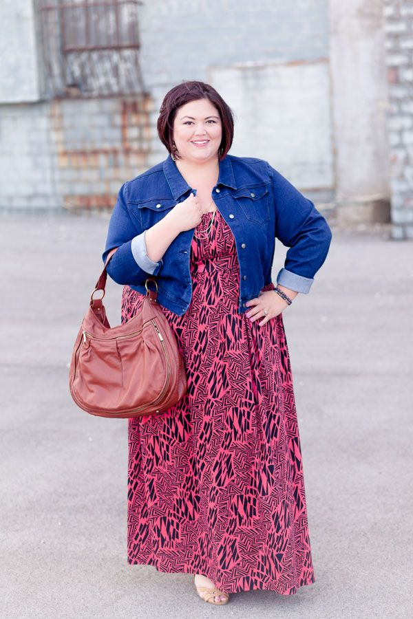Plus Size Maxi Mania With Swak And Gwynnie Bee Beautiful Plus