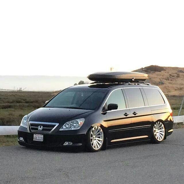 Honda Mini Vans: Honda Minivan, Honda Van, Honda Odyssey