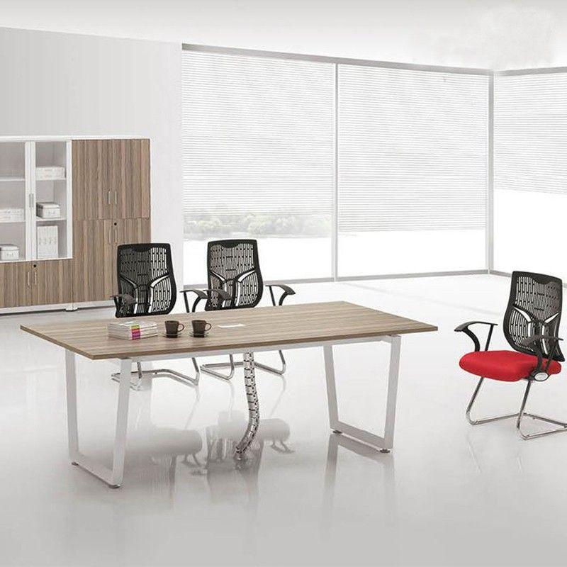 Hot High Evaluation Modern Office Furniture Conference Table Design