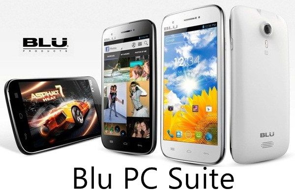 Download Blu Phone PC Suite for Windows/Mac