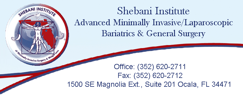 Shebani Institute - Minimally Invasive Weight Loss Surgery| this is who will be performing my surgery! He is very direct and straight to the point, looking forward to this change. ~Jackie~