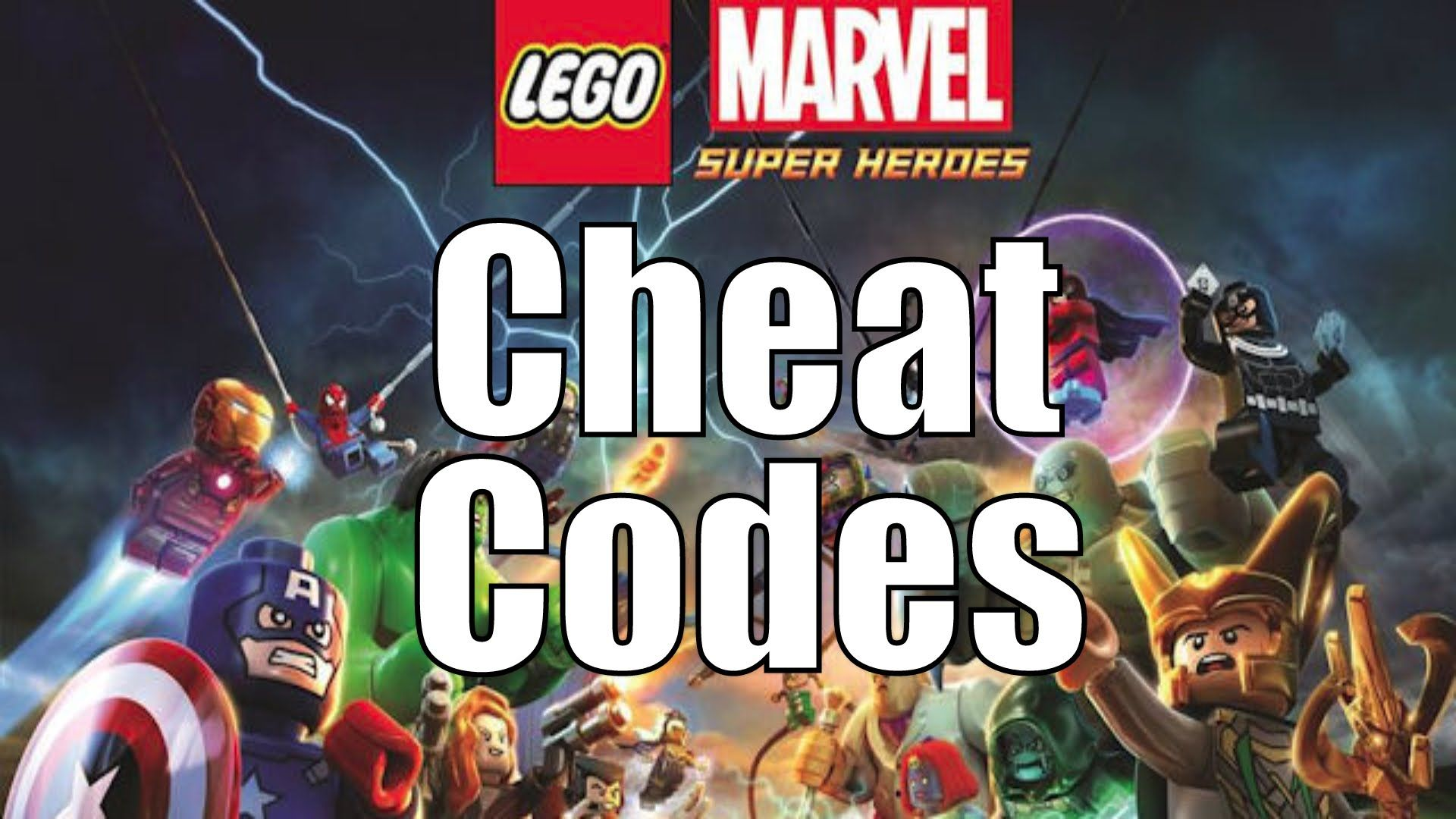Lego Marvel Super Heroes Cheat Codes Lego Marvel Super Heroes Lego Marvel Marvel Superheroes