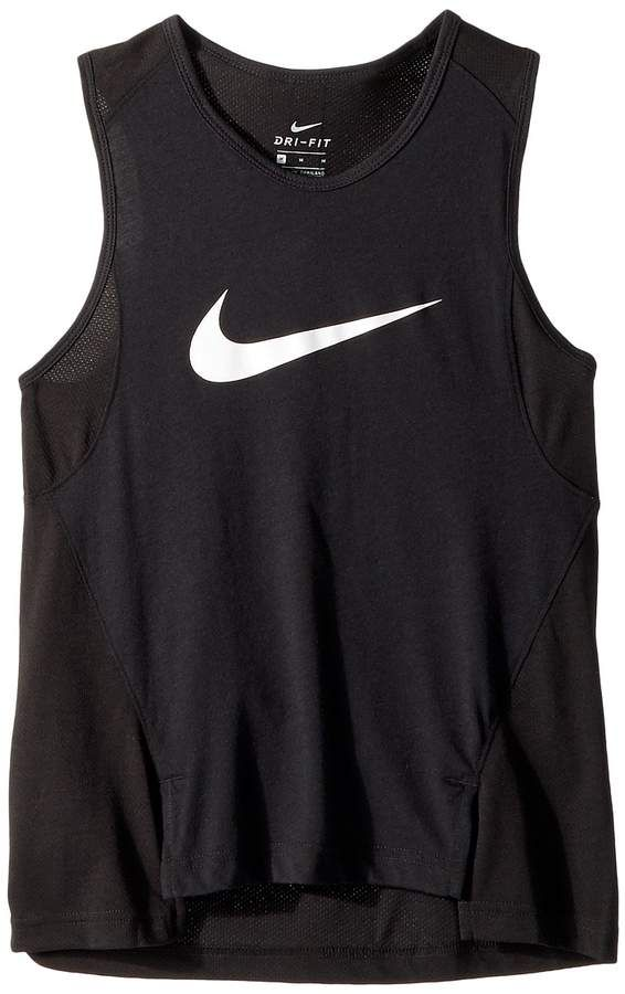 dd10edee Nike Dry Elite Basketball Tank Girl's Sleeveless | Kids Wardrobe in ...