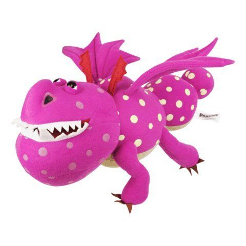 Gronckle Purple How To Train Your Dragon 14 Quot Long