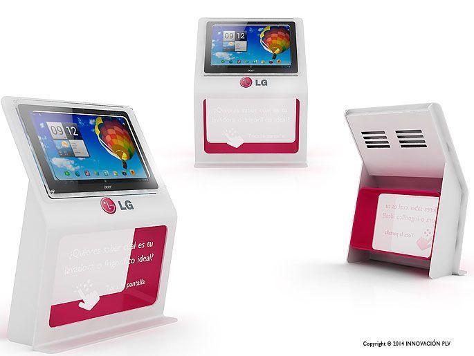 Punto Informaci 243 N Lg Innovacion Plv Electrical Display