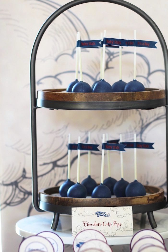 Airplane Vintage Baby Shower | baby shower | Pinterest | Colorante ...