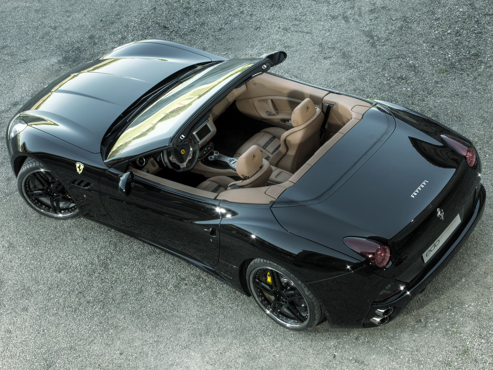 Edo petition Ferrari California ☆Car of longing☆
