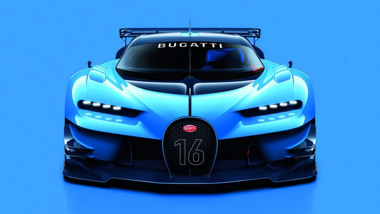 Bugatti Vision Gran Turismo Cool Sports Cars Bugatti Bugatti