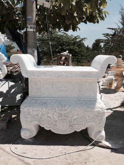 table in white marble.  Pls contact danang.marble@gmail.com or danangmarble.com.vn for order or more information.