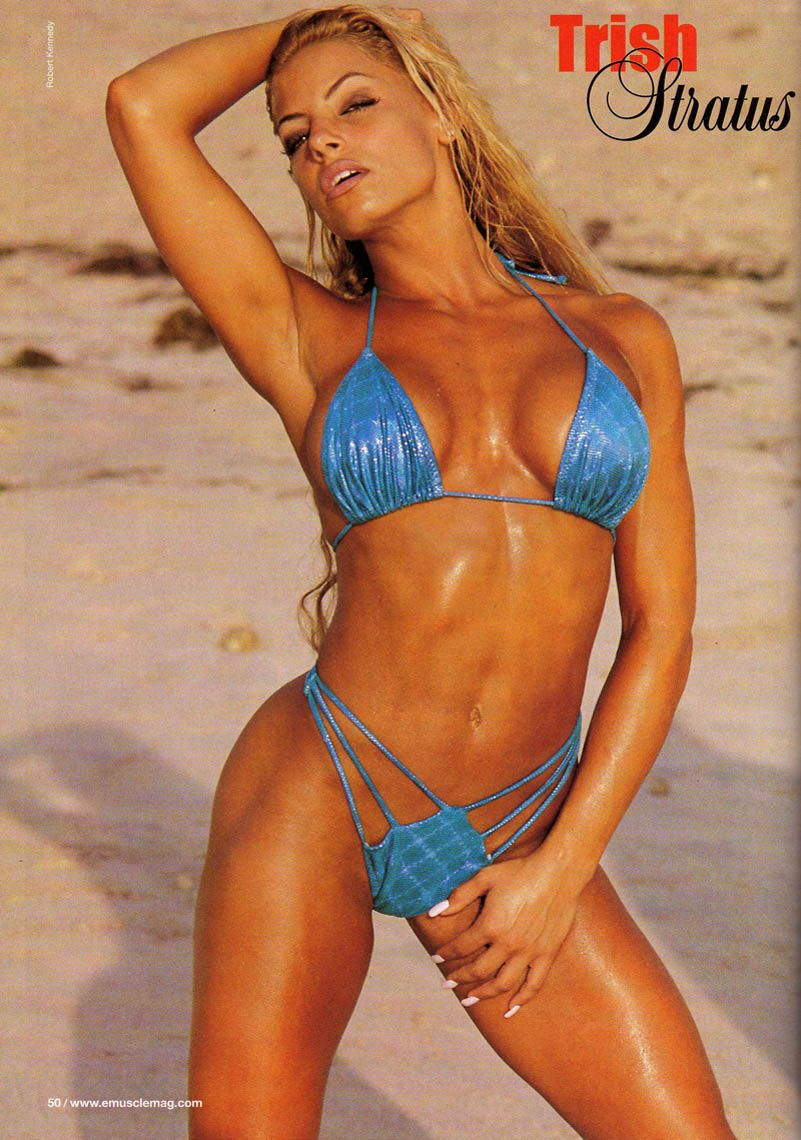 With trish stratuss nude photos can not
