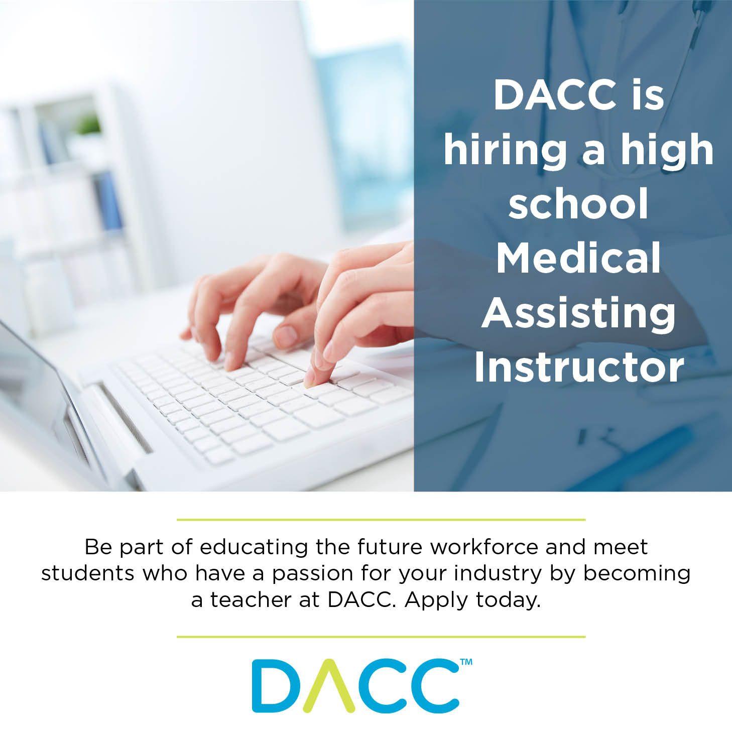 DACC teachers understand the importance of combining tech