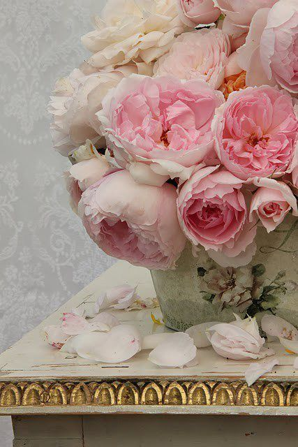 Romantiska Hem: Magiska Blommor!