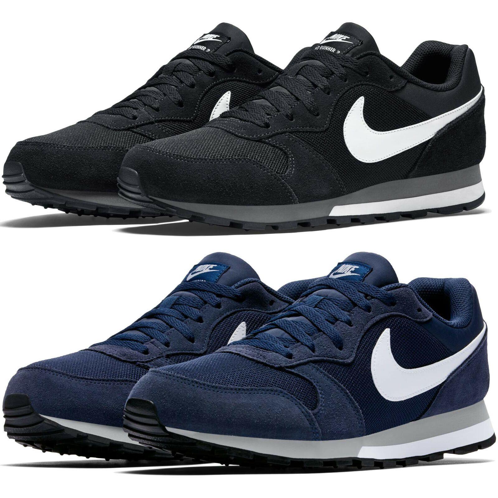 Nike MD Runner 2 Freizeit Sneaker Freizeitschuhe Sportschuhe