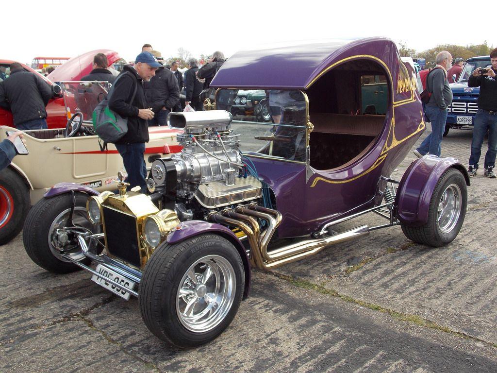 1927 ford model t c cab hot rod revenge