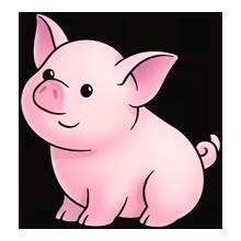 majorclanger co uk fluffimagesf htm conociendo el mundo rh pinterest ca pig clipart pig clip art free