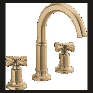 Invari Bath Brizo In 2020 Widespread Bathroom Faucet Faucet Bathroom Faucets