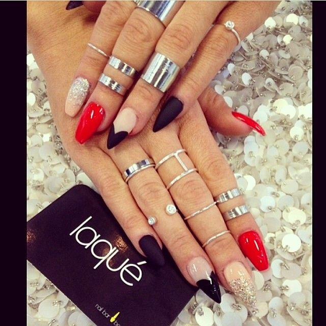 Pin by Erika Garcia on Beauty, hair, and nails!   Laque nail