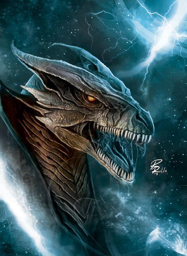 Dragon demon by shiprock on DeviantArt