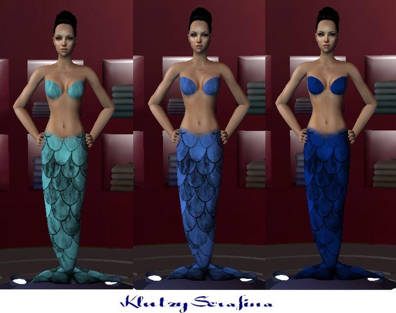 Adult Female Mermaid Tail Recolors