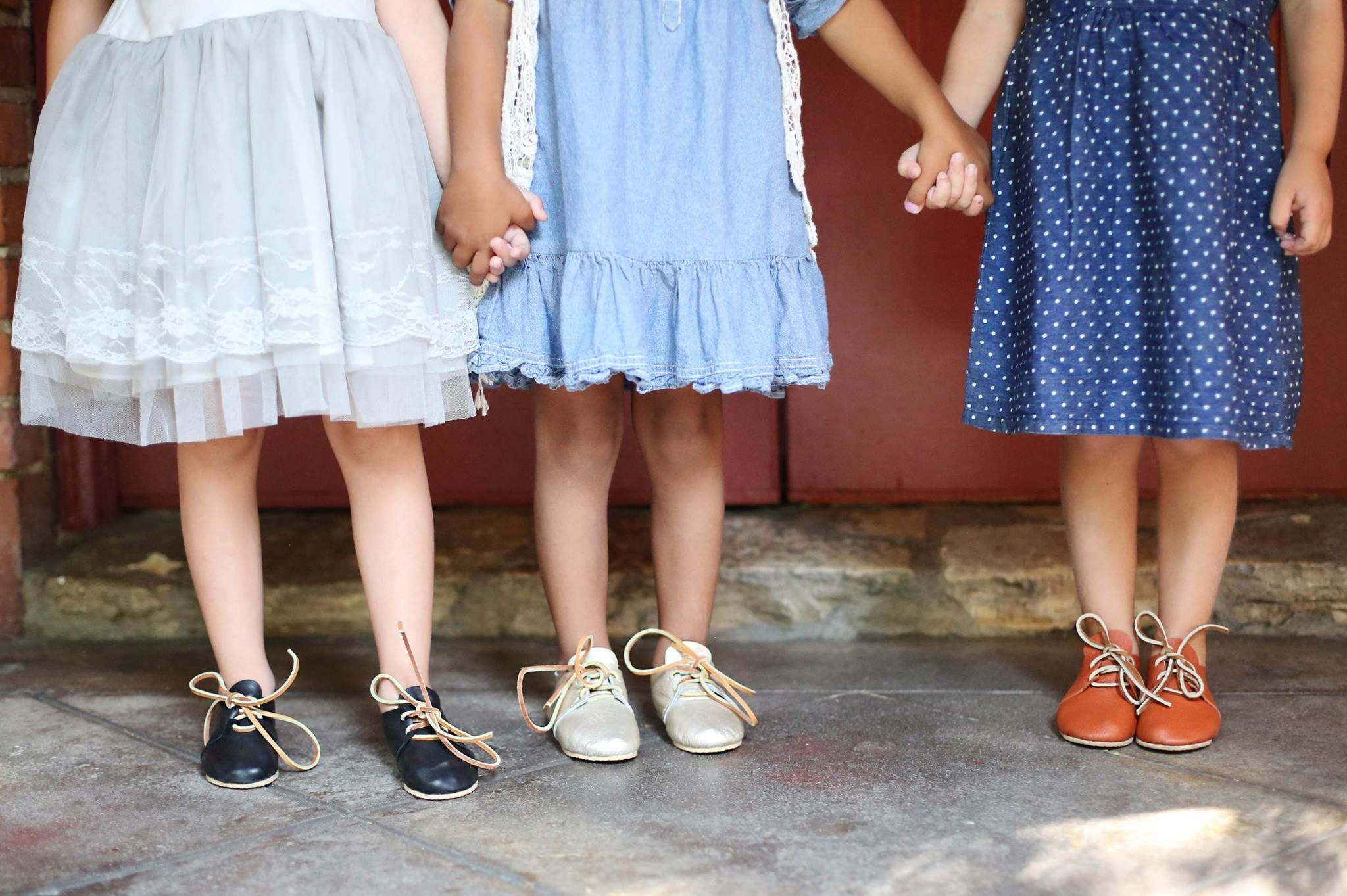 Lili Collection Shoes handmade in NYC for babies & children