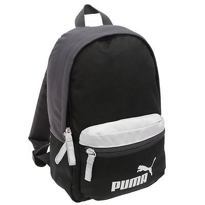 Puma mini backpack #rucksack storage carry bag #travel #luggage accessories,  View more on the LINK: 	http://www.zeppy.io/product/gb/2/371636834415/
